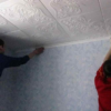 Потолочная плитка из пенопласта — виды, монтаж, плитка для потолка из пенополистирола, потолки из пенопластовых плит, потолочное покрытие